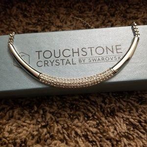 Swarovski Jewelry - White Collar Necklace